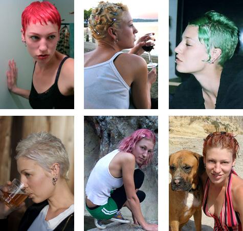 On Hair Dye