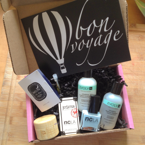 Petit Vour makeup box