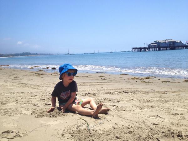 socal beach baby