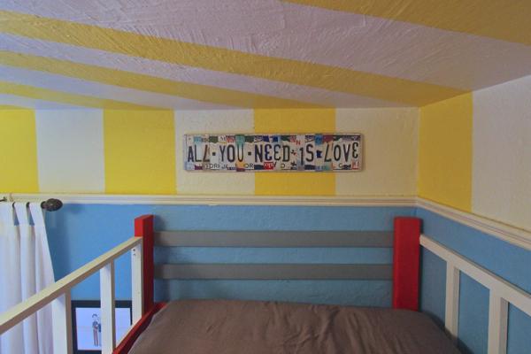 fire truck bedroom 20