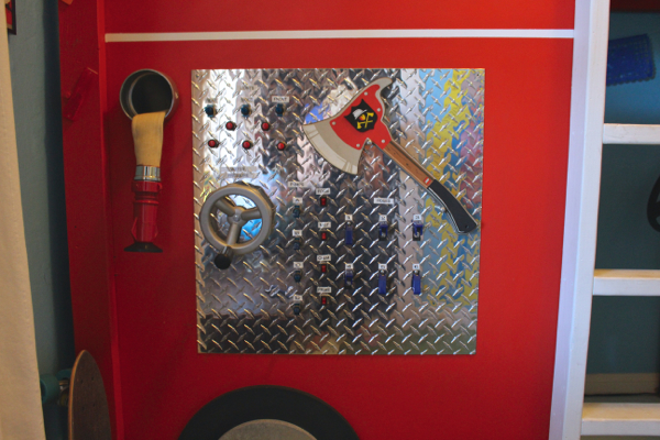 fire truck bedroom 3