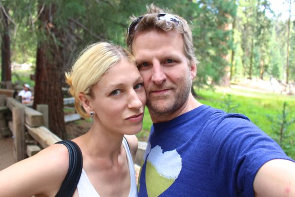 vegans in sequoia