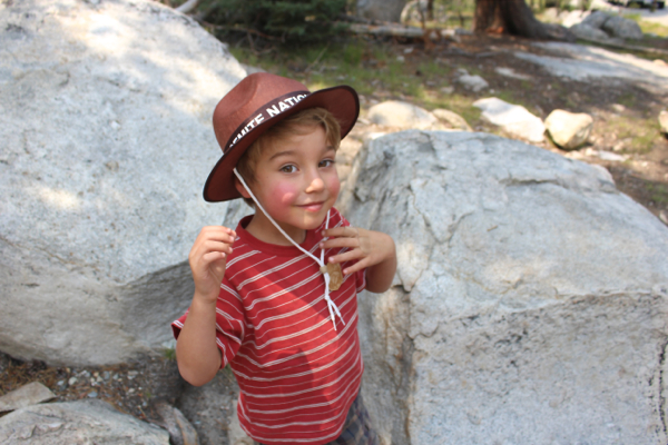 yosemite junior ranger