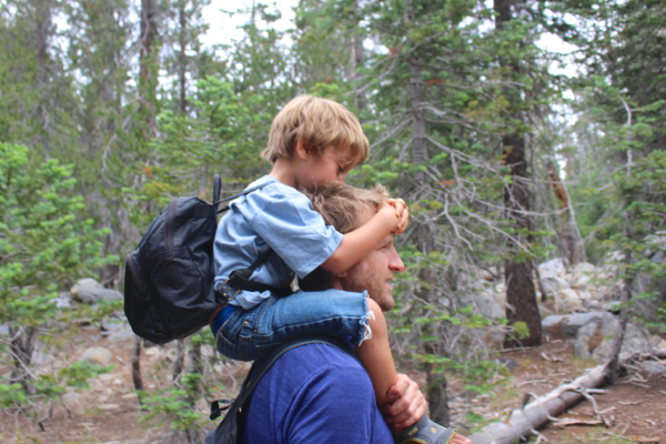 yosemite kid friendly hike