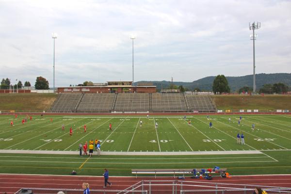 allegany soccer field