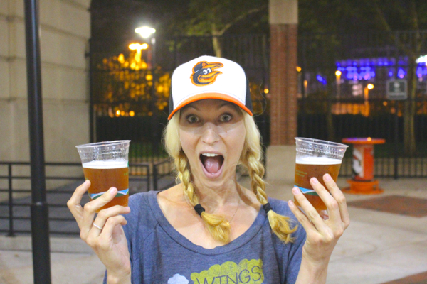 camden yards gluten free beer