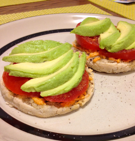 gluten free vegan english muffin