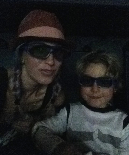 first time at the movies
