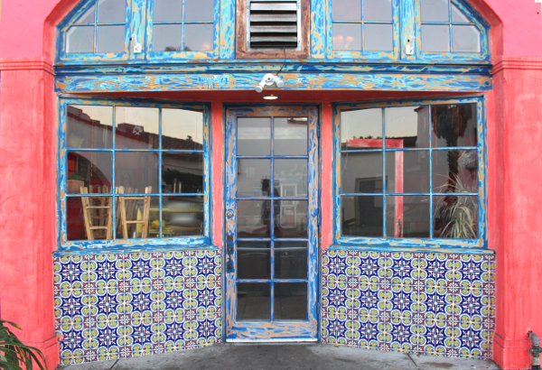 santa barbara paint and tiles