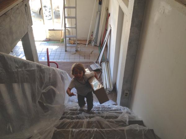 Still renovation process