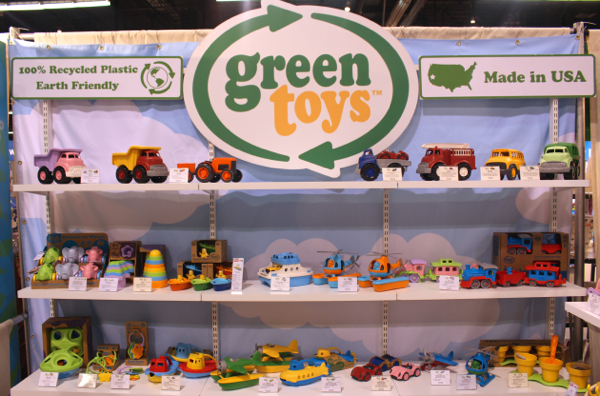 Green Toys at Expo West