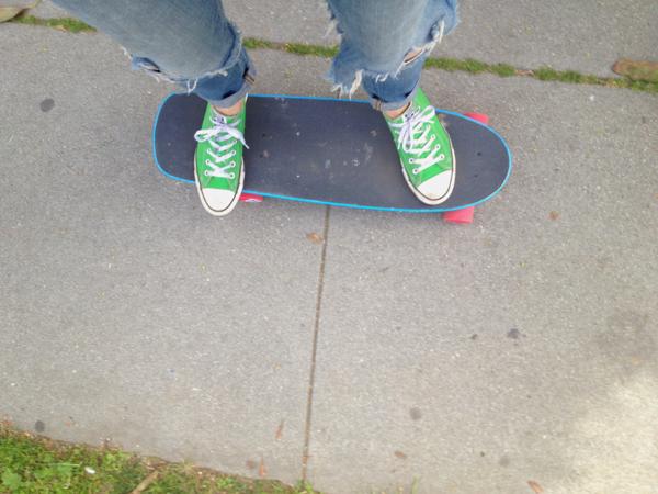 skater mom