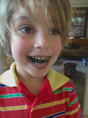 kids love chlorella