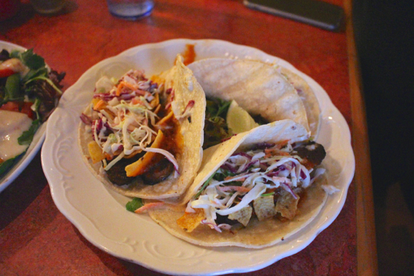 Austin vagan tacos 3