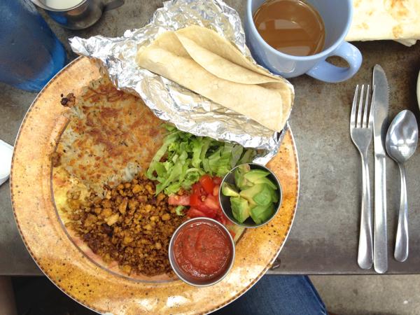 Austin vegan tacos 1