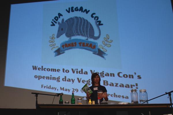 Vida Vegan Con 18