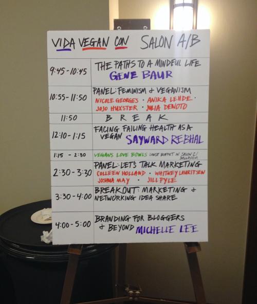 Vida Vegan Con 2015 e