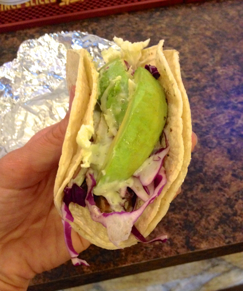 vegan tacos in Austin 2