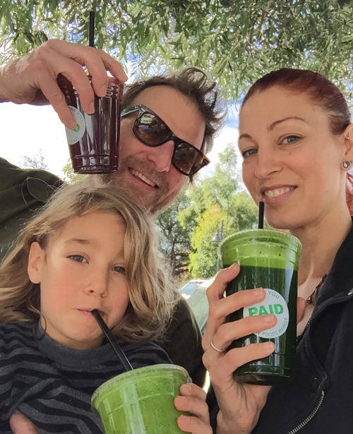 green juice family