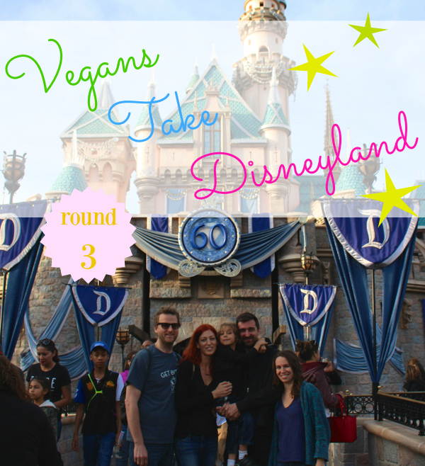 vegan at disneyland 8